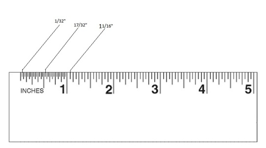 How to Read a Ruler - Nick CornwellTechnology Education Teacher