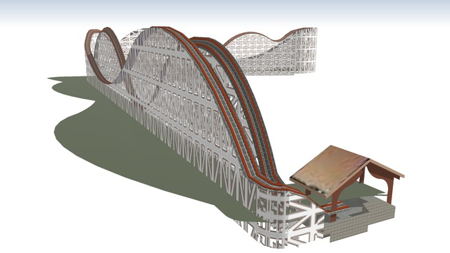 Theme Park Design - Nick CornwellTechnology Education Teacher
